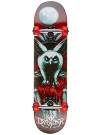 Darkstar Night Owl Red Mid Complete  7.375 x 28.6