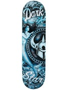 Darkstar Mermaid Teal Deck  8.25 x 31.7