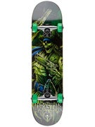 Darkstar Pirate Green Mid Complete  7.25 x 28.6