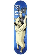 Darkstar PLG Bulldog Deck  7.75 x 31.2