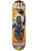 Darkstar PLG Blast SL Orange Deck  8.38 x 31.8