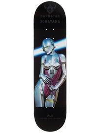 Darkstar PLG Sorayama Deck  7.75 x 31.2