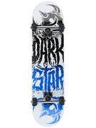 Darkstar Reverse Black/Blue Complete  7.875 x 31