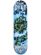 Darkstar Dyet Blast SL Blue Deck  8.0 x 31.6