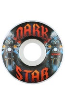Darkstar Roadie White Wheels