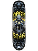 Darkstar Roadie Yellow Youth Deck  7.5 x 29.3