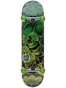 Darkstar Rosary Green/Glow Complete  7.4 x 29.1