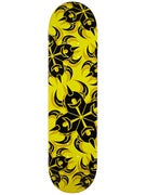 Darkstar Ricochet Yellow SL Deck  8.0 x 31.6