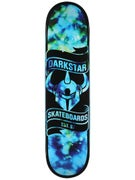 Darkstar Scroll Blue SL Deck  7.75 x 31.2