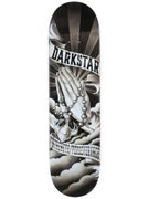Darkstar Salvation Black/White SL Deck  8.125 x 31.8