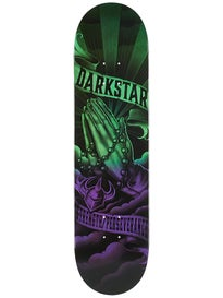 Darkstar Salvation Green/Purple Deck  8.125 x 31.8