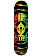 Darkstar Shock Rasta Deck  8 x 31.6