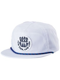 Dark Seas Split Shot Snapback Hat