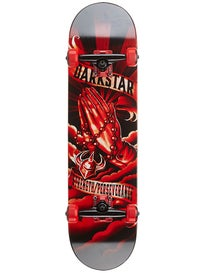 Darkstar Salvation Red Complete 8.0 x 31
