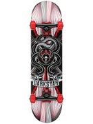 Darkstar Serpent Red Mid Complete  7.3 x 28.6