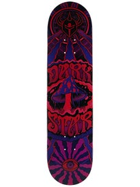 Darkstar Trippy Purple Deck 7.75 x 31.2