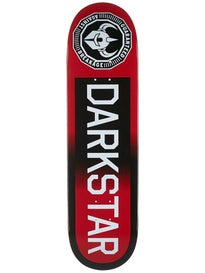 Darkstar Timeworks Black/Red Deck 8.25 x 31.5