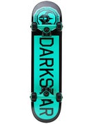 Darkstar Timeworks Green Mini Complete 6.75 x 27.5