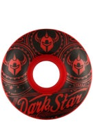Darkstar Vintage Wheels Red