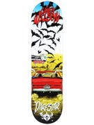 Darkstar Wilson Loathing Deck  8.0 x 31.6