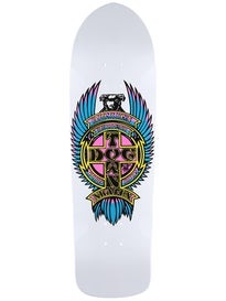 Dogtown Eric Dressen Pool White Deck 9.125 x 32
