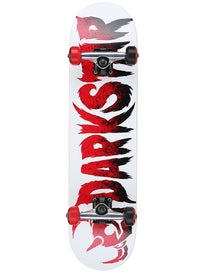 Darkstar Ultimate Split Red Complete  7.7 x 30.9