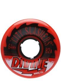 Divine City Slashers Wheels 64mm