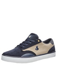 DVS Daewon 14 20 Year Shoes Navy Suede/Canvas