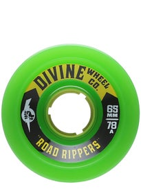 Divine Road Rippers Wheels 65mm