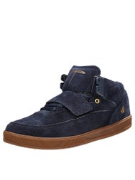 DVS Torey 3 20 Year Shoe Navy Suede