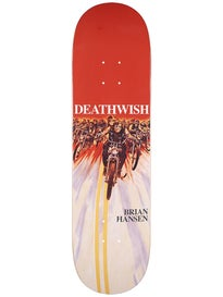 Deathwish Slash Savage Skulls Deck  8.25 x 31.875