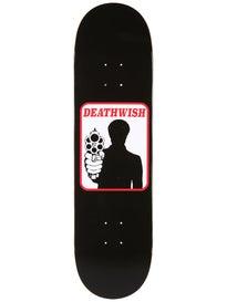 Deathwish Bronson Deck 8.38 x 32