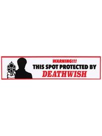 Deathwish Bronson 8 x 2 Sticker