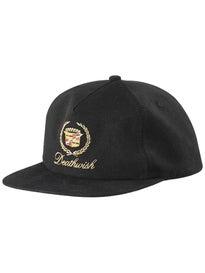 Deathwish Death Caddy Cord Snapback Hat