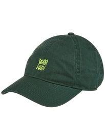Deathwish Deathstack Strapback Hat