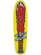 Deathwish Dagger Deck  7.625 x 28.93