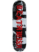 Deathwish Deadly Intent Team Deck  8.25 x 31.5