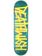 Deathwish Deathspray Drip Deck  8.125 x 31.25