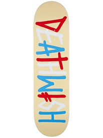 Deathwish Deathspray Multi Cream Deck  8.38 x 32
