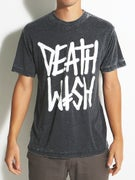 Deathwish Death Stack Burnout T-Shirt