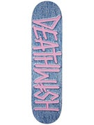 Deathwish Deathspray Stone Wash Deck  7.75 x 31.25