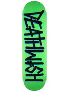Deathwish Deathspray Stain Green/Black Deck  8.25 x 32