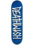 Deathwish Deathspray Sketchy Blue Deck  8.0 x 31.5