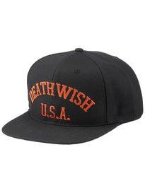 Deathwish Death Sports Snapback Hat