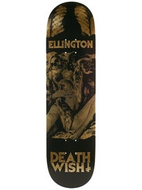 Deathwish Ellington Colors Of Death 2 Deck 8.25x31.875