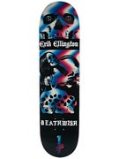 Deathwish Ellington Colors Of Death Deck  8.0 x 31.5