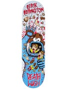 Deathwish Ellington Death Toons 2 Deck  8.38 x 31.75