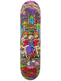 Deathwish Ellington Story Time Deck  8.0 x 31.5