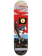 Deathwish Ellington Tarot Card Deck  7.875 x 31.25