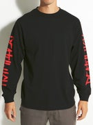 Deathwish Fire Arm Longsleeve T-Shirt